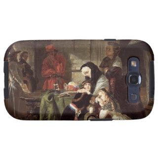 Marie-Antoinettes (1753-93) final Adieu till Daen Samsung Galaxy S3 Skydd