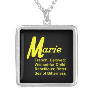 Marie halsband