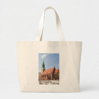 Marienkirche i Berlin, Tyskland Jumbo Tygkasse