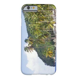 Marigot fjärd, St Lucia som är karibiskt Barely There iPhone 6 Fodral
