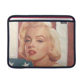 Marilyn flagga MacBook air sleeve