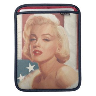 Marilyn flagga sleeve för iPads