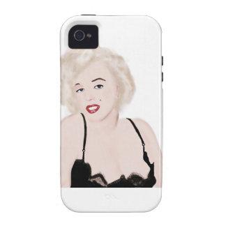 Marilyn. iPhone 4 Fodral
