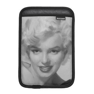 Marilyn looken sleeve för iPad mini