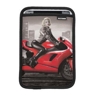 Marilyns motorcykel iPad mini sleeve