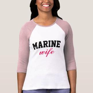 Marin- fru tröja