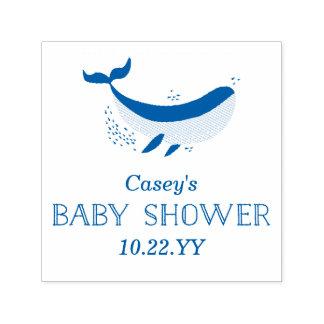Marin- livbaby showerfrimärke självfärgande stämpel