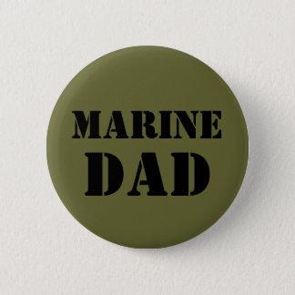 Marin- pappa standard knapp rund 5.7 cm