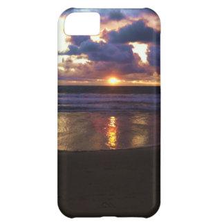 Marina Del Rey solnedgång iPhone 5C Fodral