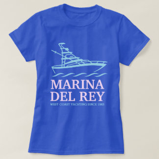 Marina Del Stråle Tee Shirt
