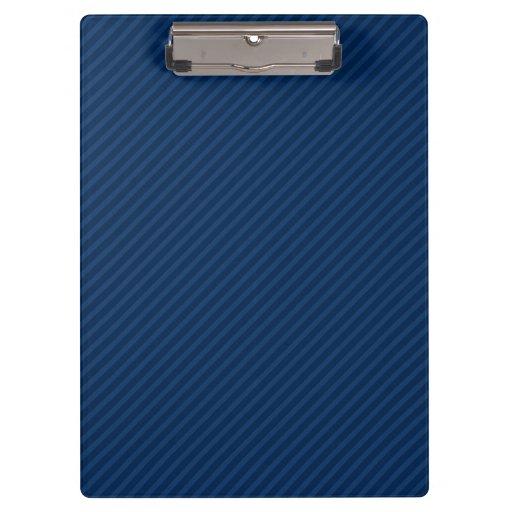 Marinblåa diagonala randar som är randiga