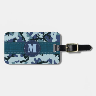 Marinkamouflage Bagagebricka