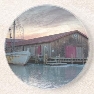 Maritimt museum för Chesapeakefjärd Underlägg Sandsten