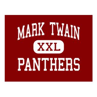 Mark Twain - pantrar - junior - Modesto Vykort