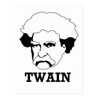 Mark Twain Vykort