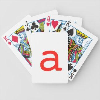 Märka a spelkort