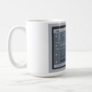 Märkduk för EMU SP-1200 Kaffemugg