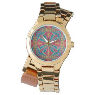 Märkes- Crimson guld Armbandsur