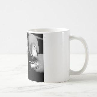 Märkes- Fingernails Kaffe Mugg