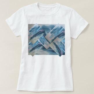 Märkes- kvinna T-tröja S-3X T Shirt