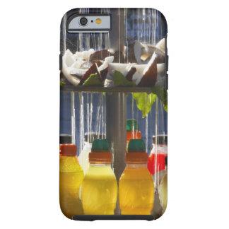 Marknadsföra stallen i Florence, italien Tough iPhone 6 Fodral
