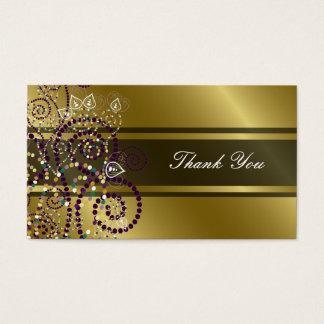 Märkre för gåva för favör för bröllop Boho för Visitkort
