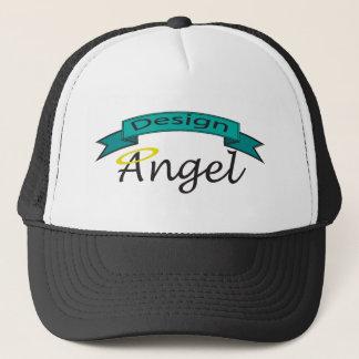 Märkta hattar för beställnings- affärslogotyp truckerkeps