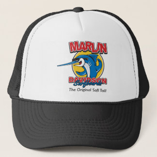 Marlin Davidson original Truckerkeps