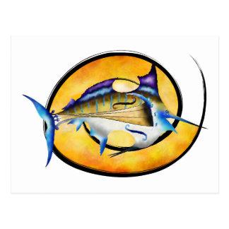 Marlinissos V1 - violinfishwitoutbaksida Vykort