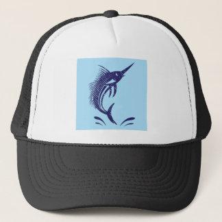 Marlinsvärdfisk Keps