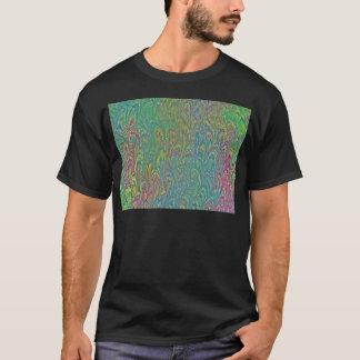 Marmorera för vatten - tropisk grodafot tee shirts