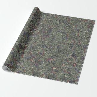 Marmorerad papper gåva presentpapper
