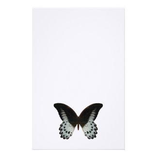 MarmorSwallowtail fjäril Brevpapper