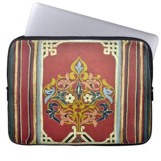 maroc för symbol för arabisk islamisk laptop sleeve