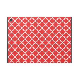 Marockansk röd tegelsten belägger med tegel design iPad mini skal