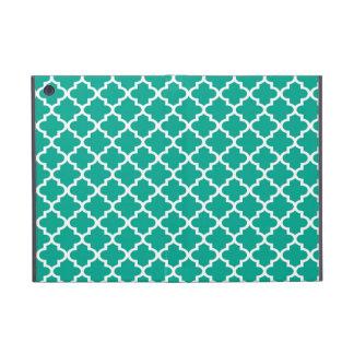 Marockansk smaragdgrönt belägger med tegel designm iPad mini skal