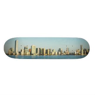 Mars 2006. 2 skateboard bräda 21,5 cm