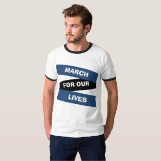 Mars för vår skjorta för livvapenreform tröja