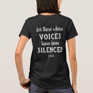 Mars: Jag marscherar… utslagsplatsen T-shirt