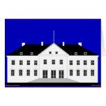 Marselisborg slott hälsningskort