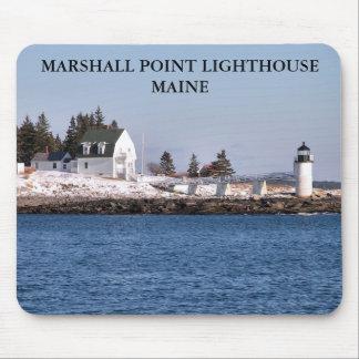 Marshall pekar lätt, port Clyde Maine Musmatta