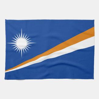 Marshallöarnaflagga Handukar