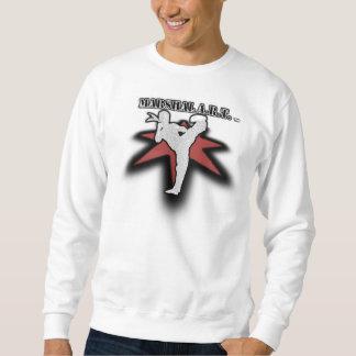 MARSKALK A.R.T. Skjorta för Yoko Geri Dai Ni-svett Sweatshirt