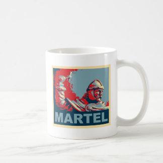 Martel (hoppfärger) kaffemugg