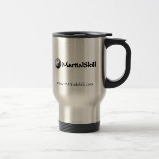 MartialSkill travel mug Resemugg