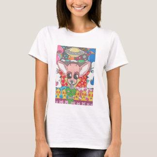 Martian Chihuahua Tshirts