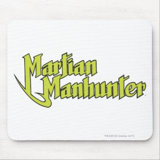 Martian Manhunter logotyp Musmatta