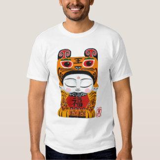 Martin Hsu - lycklig tigerbaby T-shirt