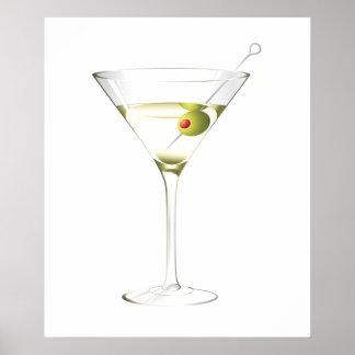 Martini affisch - SRF Poster