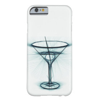Martini exponeringsglas skissar barely there iPhone 6 skal